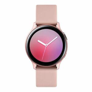 Samsung Galaxy Watch Active2 Womens Smartwatch 40 mm Aluminium Pink Gold