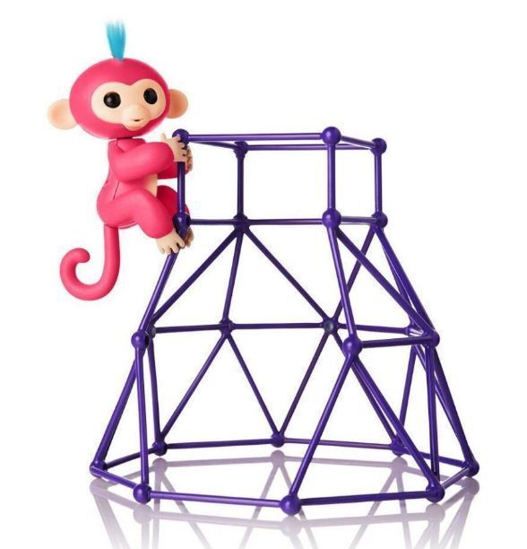 Fingerlings Baby Jungle Gym Playset With Exclusive Aimee Monkey Must Have Toy