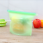 Reusable-Silicone-Kitchen-Fresh-Zip-lock-Bag-Food-Freezer-Storage-Ziplock thumbnail 15