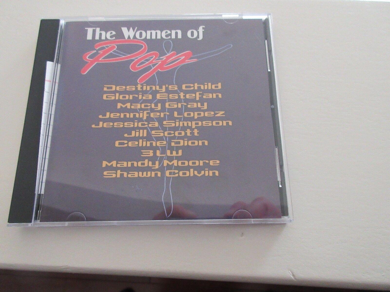 The Women of POP , Sony Music , CD