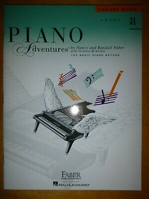 Level 2b theory book piano adventures