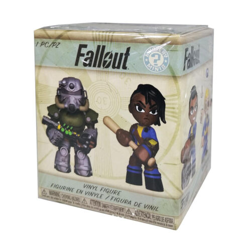 4 x FALLOUT SERIES 2 FUNKO MYSTERY MINIS VINYL FIGURES BLIND BOXES BRAND NEW