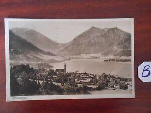 Carte Postale Bayer Schliersee-afficher Le Titre D'origine
