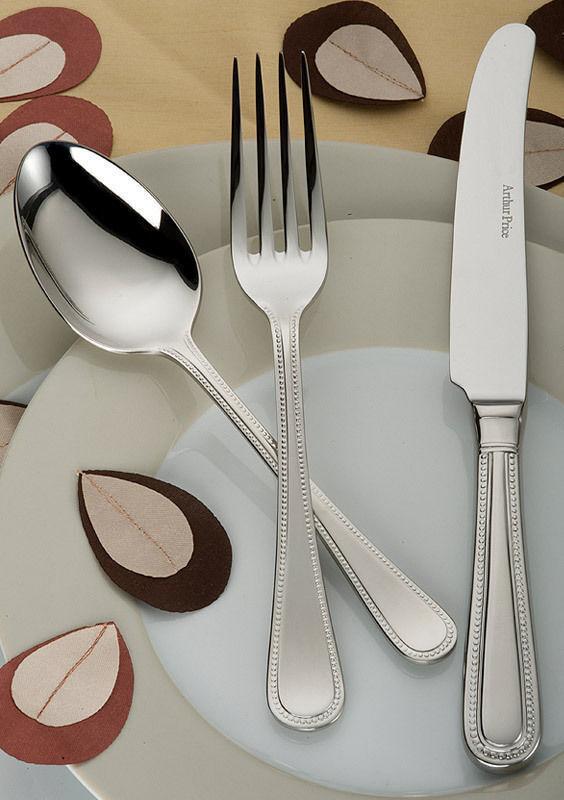 Arthur Price Couverts  Bead Range-Couteau de table (Set de 6 couteaux)