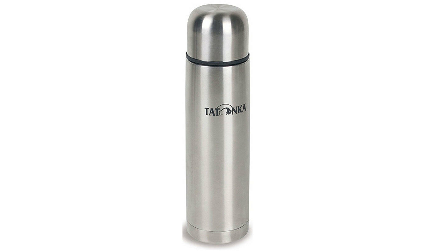 Tatonka Edelstahl Thermoskanne Hot & Cold Stuff - Thermosflasche, Isolierflasche  | Verschiedene Stile und Stile