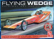 AMT Flying Wedge Rear Engine AA/ Fuel Dragster, 1/25, New (2016), FS Box