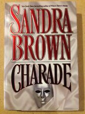Charade by Sandra Brown (1994, Hardcover)