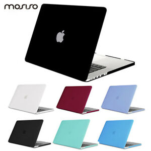 best service 5e2c4 bbb8a Details about Laptop Hard Shell Case for Macbook Pro Retina 12 13 15 inch  2012 2013 2014 2015