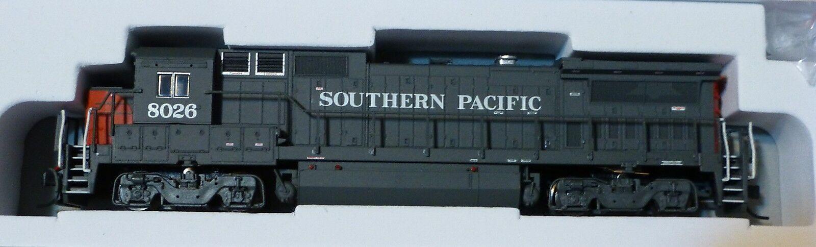 Atlas N   40000483 Ge Dash 8-40b - Estándar Dc-Master (R) Southern Pacific   8026