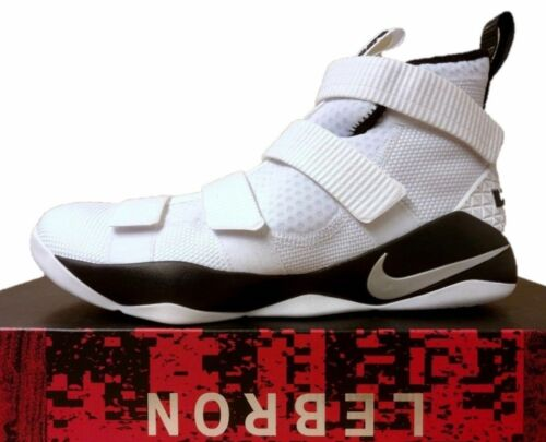 Sneakers Argento 14 Tb James Novitàeac5d28c1f1511d513db14f24eb56870 Nike Soldier Taglia Uomo Lebron Xi Nero Bianco OPukXZi
