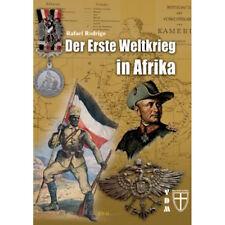 Rodrigo: Der Erste Weltkrieg in Afrika (Buch Lettow-Vorbeck Schutztruppe) NEU