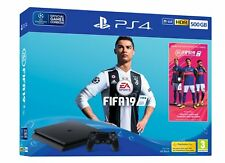 PS4 Slim 500GB Fifa 19 Console ***PRE-ORDER ITEM*** Release Date: 28/09/18