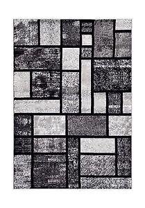 Persian Rugs 5 Feet X 7 Feet Area Rug Modern Carpet Gray 1007 Gray