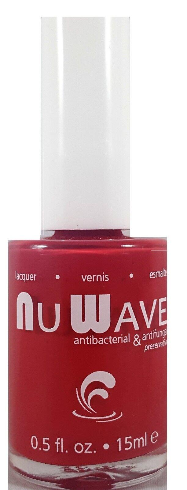 Nu Wave Antifungal & Antibacterial Enriched Nail Polish - Anh Thu ...