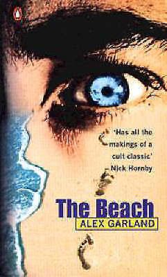 """""""AS NEW"""" The Beach, Garland, Alex, Book"""