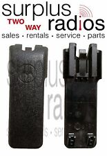 "Used Motorola 2.5/"" Belt Clip QTY5  GP300 GP350 P110 P1225 P1225LS SP50 SP50+"