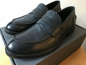 NE Men/'s Dress Shoes Italian Patent Leather Bespoke HQ Vero Cuoio Vernice Col