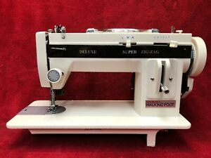 WALKING FOOT INDUSTRIAL STRENGTH Sewing Machine HEAVY DUTY UPHOLSTERY /& LEATHER