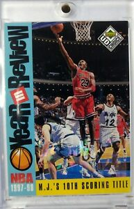 1998-Upper-Deck-UD-Choice-Reserve-Year-in-Review-Michael-Jordan-189-Parallel