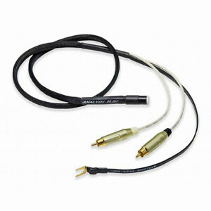 Analysis-Plus-Low-Mass-Oval-Phono-Cable-DIN-to-RCA-Length-1-5-Meters