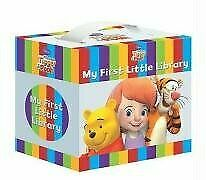 """Disney """"My Friends Tigger and Pooh"""" Little Library, , Used; Good Book"""