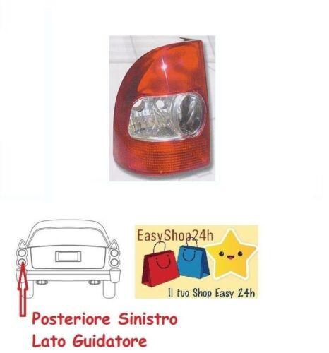 Heckleuchte Rückleuchte Rücklicht Links Fur Fiat Strada Pick Up 2002 2005 Neu