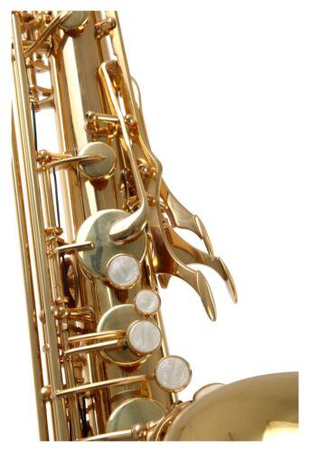 ideal für Einsteiger Schönes Tenorsaxophon mit Bb-Stimmung voller warmer Klang