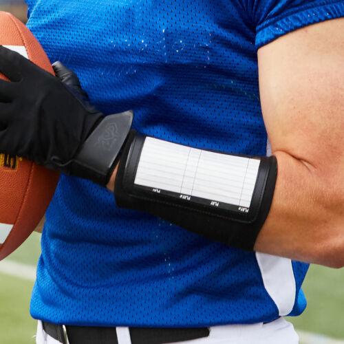 Champro Football Wrist Coach Wristband Playbook All Sizes//Colors