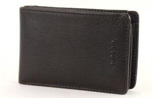 PICARD-Brooklyn-Wallet-Geldboerse-Portemonnaie-Geldbeutel-Black-Schwarz-Leder-Neu