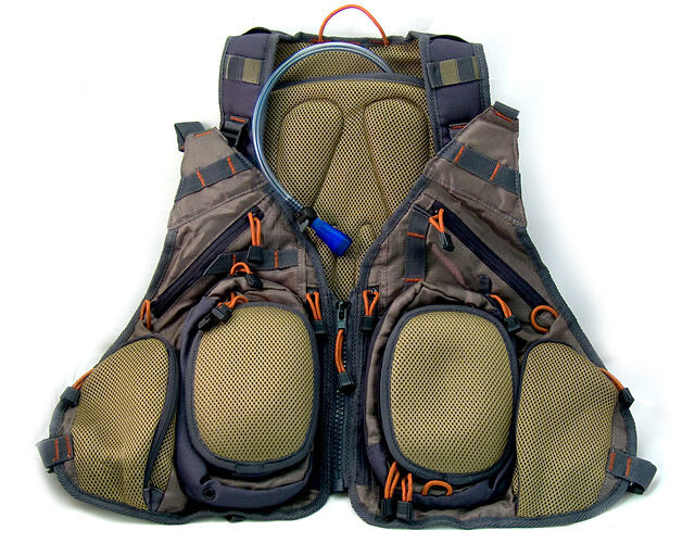 Fly Fishing Vest/BackPack Combo System