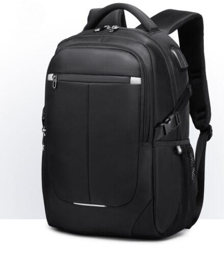 Qualité Large Hommes Femmes Sac à dos de charge Ordinateur Portable Voyage sac d/'école Travail Sac à dos