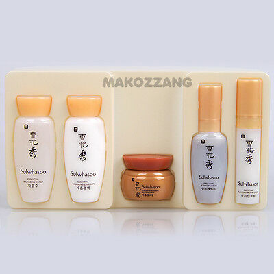 Sulwhasoo Essential Water Emulsion Ginseng Eye Cream Serum KIT SET Amore Pacific