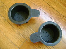 FORD EXPLORER / EXPEDITION / MUSTANG / F-150 /  NAVIGATOR CUP HOLDER INSERTS OEM