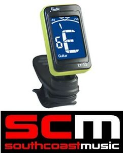 NEW CLIP-ON CHROMATIC GUITAR TUNER ALSO TUNES BASS / VIOLIN / UKULELE