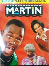Martin ~ Complete Third Season 4-disc DVD  Set Martin Lawrence S3 SEALED fr/shp