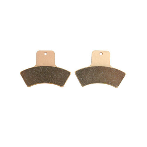 1998-2004 Polaris Scrambler 500 4x4 Sintered HH Rear Brake Pads
