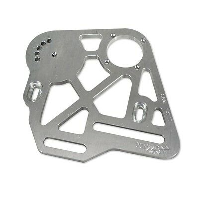 CBM-10717 BILLET LS BELT DRIVE PLATE FOR WHIPPLE 3.3L, 4.0L SUPERCHARGER