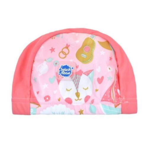 SPLASH ABOUT BABY Swim Hat Soft Nylon Lycra Swim CapCHOUETTE ET LE PUSSYCAT