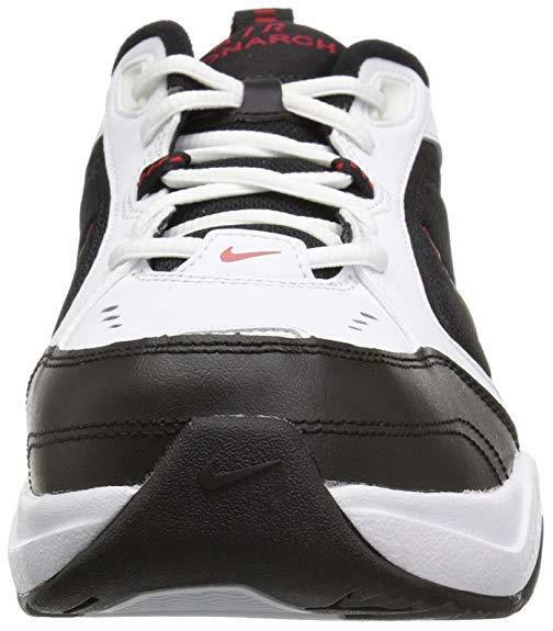 quality design 0a20a 240fe ... NIKE Men s Air Monarch IV Cross Trainer Trainer Trainer -  White Black Varsity Red ...
