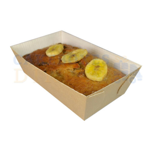 360 x Disposable 1lb Loaf Mould 135x75x50mm NEXT DAY DELIVERY ORDERED B4 1PM