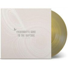 LP Everybody's Gone To The Rapture Gold Vinyl Limited Edition only 500 made