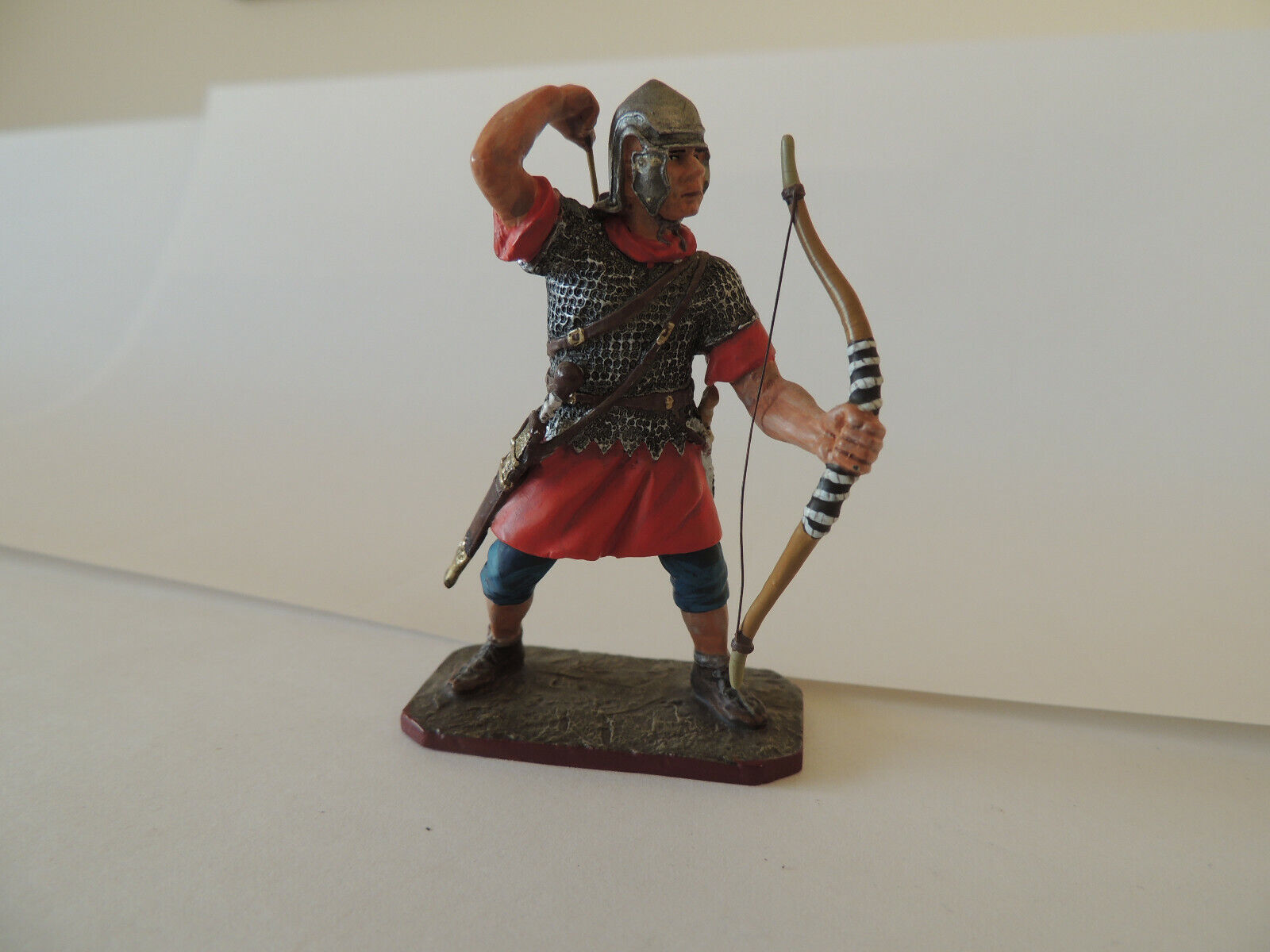 KING & COUNTRY RO37R-IMPERO ROMANO-ARCIERE ROMANO-ROMAN ARCHER.