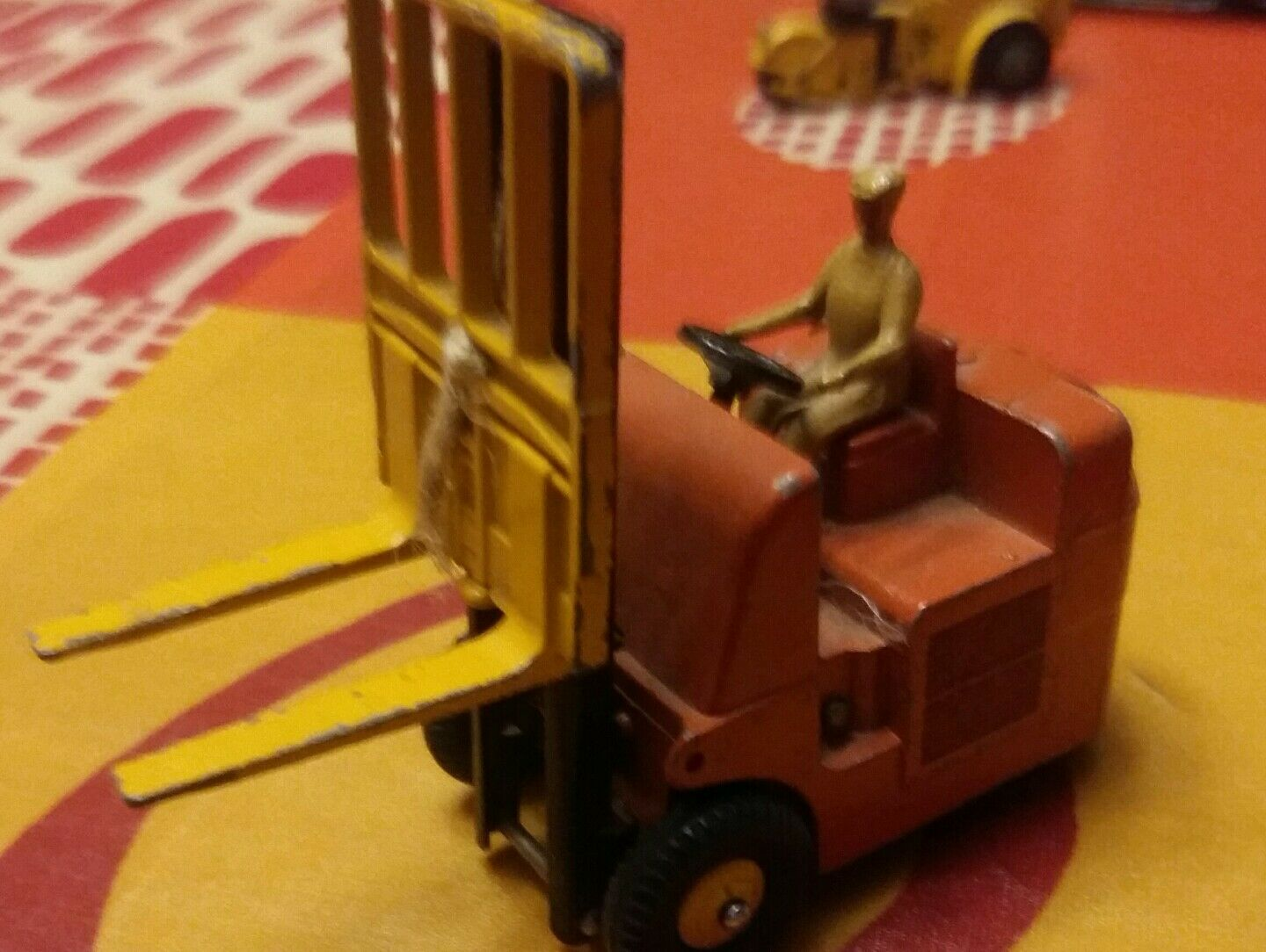 Dinky Toys 597.fenwick Coventry Climax