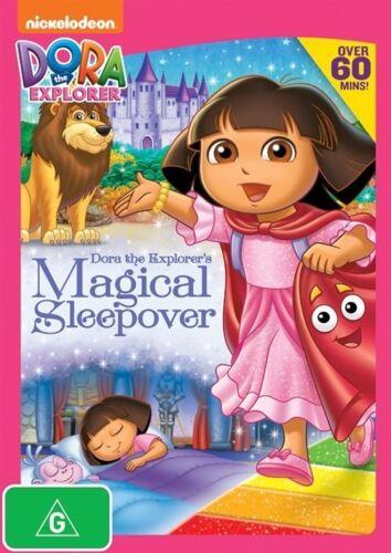 1 of 1 - Dora The Explorer's Magical Sleepover (DVD, 2015) BRAND NEW REGION 4