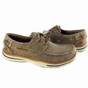 **Skechers Horizon Casual Shoes Men's Size 8.5 Brown