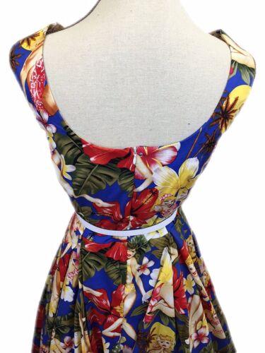Audrey Hepburn 50er Jahre Rockabilly Kleid Wäsche Beutel der Frauen
