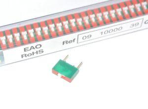 09.10000.39 EAO Switch Slide N.O. SPST ROHS DIP2 ... [QTY=1pcs] - Piastów, Polska - 09.10000.39 EAO Switch Slide N.O. SPST ROHS DIP2 ... [QTY=1pcs] - Piastów, Polska