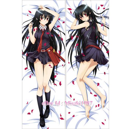Akame ga Kill Dakimakura Akame Anime Girl Hugging Body Pillow Case Cover