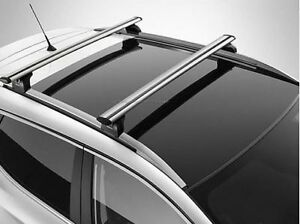 Genuine Nissan Qashqai J11 2014 Cross Bars Load Carrier Brand New - KE7324E510