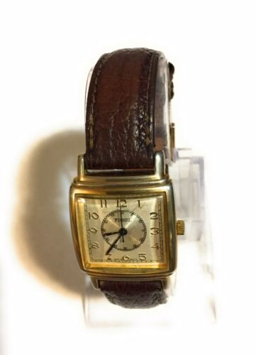 Vintage Fossil Watch , marked ( Senior Prom 1963 )